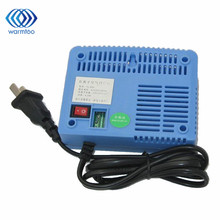 Intelligent Air Purifiers Ionizer Airborne Negative Ion Anion Generator Blue New US Plug(China)