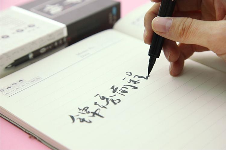 Kalligraafiapliiatsid – 3 tk komplektis