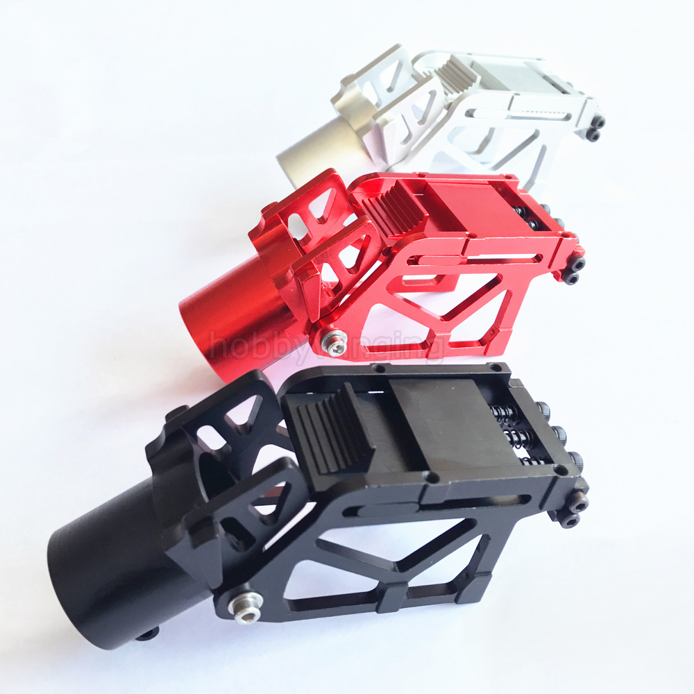 Newest CNC Aluminium 25mm Tube Arm Folding Connector for Multicopter drone Hexacopter Quadcopter DIY part D25 <br>