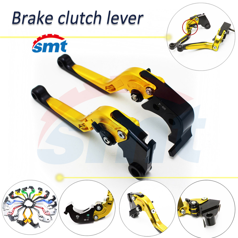 motorbike brake lever xj6 brake clutch levers For HONDA CBR 600 F2,F3,F4,F4i 91 92 939 4 95 96 97 98 99 00 01 02 03 04 05 06 07<br>