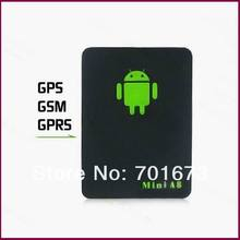 Mini Global GPS Tracker A8 GSM/GPRS/GPS Tracking Device 4 bands Tracking Device 30pcs/lot DHL Free(China)