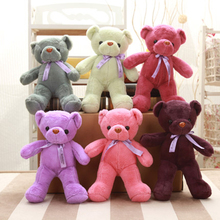 Small Teddy Bear Stuffed Toy Pluche Knuffels Kawaii Stuff Gifts For Kids Birthday Love Bear Plush Toy Teddy Bears 70C0602