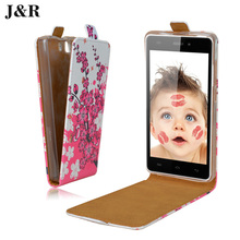 J&R X5/ X5 Pro Leather Case For Doogee X5 cover Vertical Magnetic Cover Phone Bag& Cases