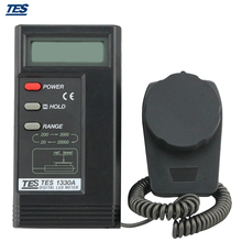 TES-1330A Digital LUX Meter Light Meter Luminance Meter Luxmeter