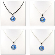 Necklaces & Pendants Dallas Mavericks Charms Women Necklace Basketball Fans Gifts Party Birthday Fashion 2018(China)