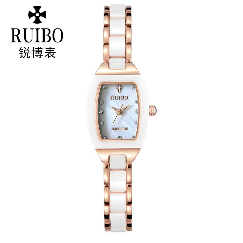 Fashion Women Quartz Wristwatch Ceramic Watch Diamonds Lady Dress Watch Casual Clock Wristwatch Relogio Feminino With Watch Box<br>
