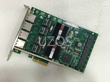 Original disassemble for intel NIC EXPI9404PT Gigabit PRO / 1000 network card soft routing