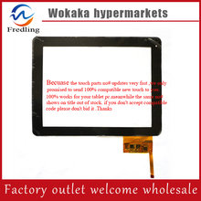 "Original Touch Screen Panel Replacement Digitizer Glass for 9.7"" Digma ids 10 ids10 Tablet Free Shipping(China)"