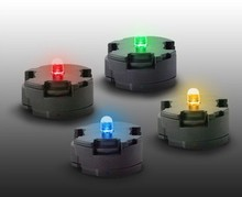 MODEL FANS LED lights high quality version yellow / green / red / blue/ Assembled gundam Model Robot