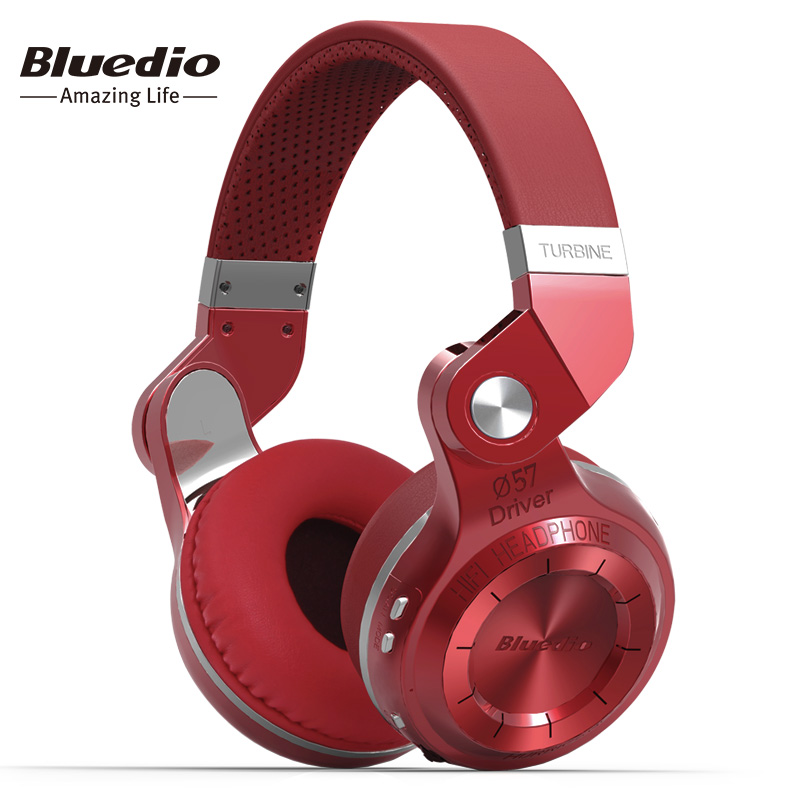 Original Bluedio T2S foldable bluetooth headphones BT 4.1 wireless Bluetooth headset earphones for music phone(China (Mainland))