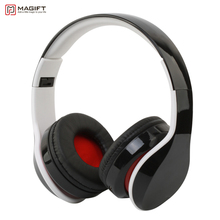Magift11 Headband Bluetooth Headphone Wired Wireless Support TF Card with Microphone FM Radio Stereo Headset for iphone samsung