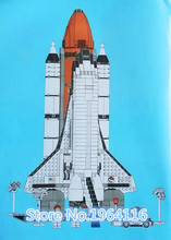 New 16014 city series the Shuttle Expedition Model Building Blocks Compatible 10231 Classic space shuttle Toys for children