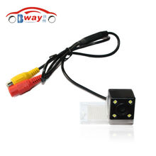 China Post Air Mail Free Shipping 100% Waterproof 170 Degree Wide Angle rear view camera for Citroe Elysee Car Rear View Camera