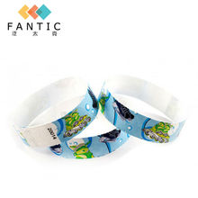200pcs/order custom paper band,china paper wrist band  supplier,cheap blank custom wristbands