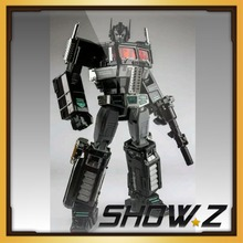 [Show.Z Store] Weijiang MPP10B Nemesis (Black Convoy) Transformation Action Figure