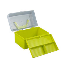 Toy Storage Organizer Compatible With Monkeys Durable Storage Box 2017 Double Holders for Kitchen Accessory Toys Storage Boxes(China)
