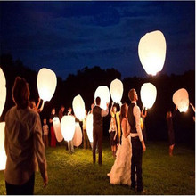 10PCS Chinese Kongming Lantern Colorful Paper Lanterns Flying Wishing Lamp Kongming Lantern Balloon Wedding Party Decoration