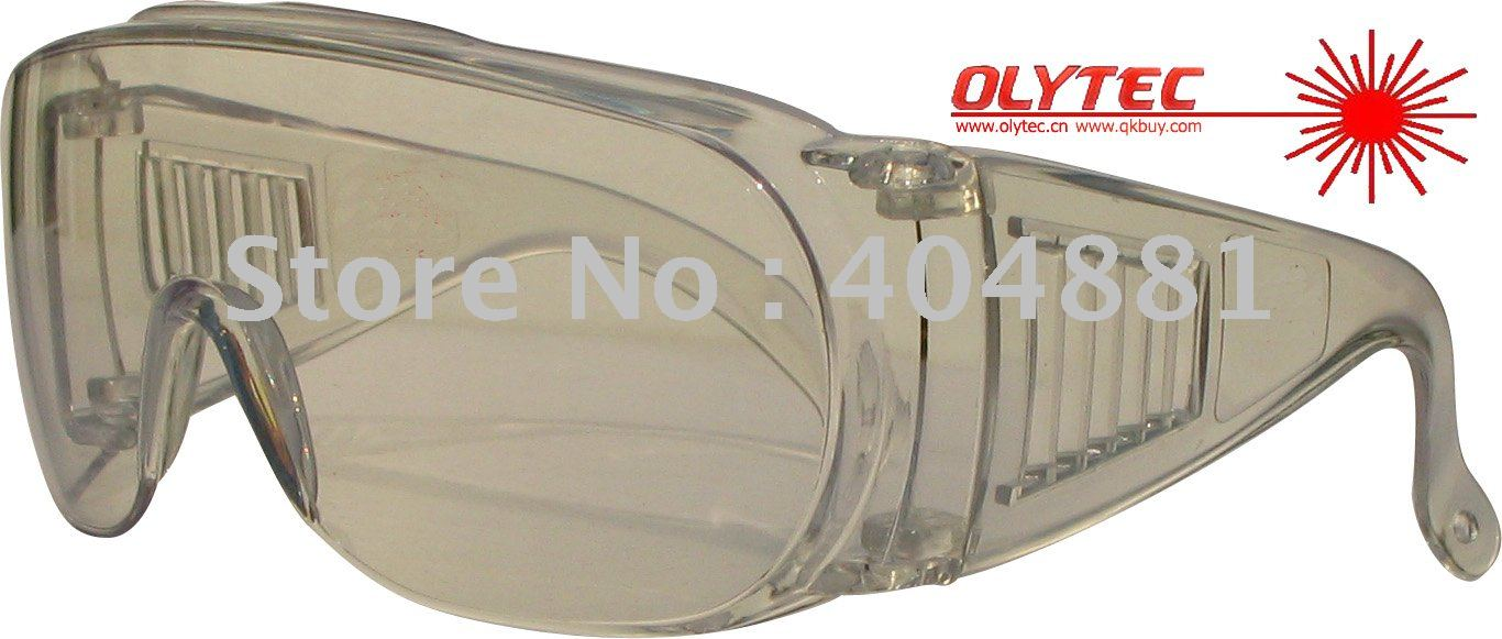 10600nm co2 laser safety eyewear with o.d 4+ ce certified high vlt <br>