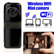 Wireless WiFi Mini Camera IP Motion Camcorder Espia Micro Spied Camera VCR Security Action Video Portable network Portable Cam