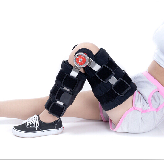 Free Shipping Knee Joint Fracture Protector Orthosis Medical Freedom Comfortable Fracture Orthosis Orthopedic Orthotics Factory<br><br>Aliexpress