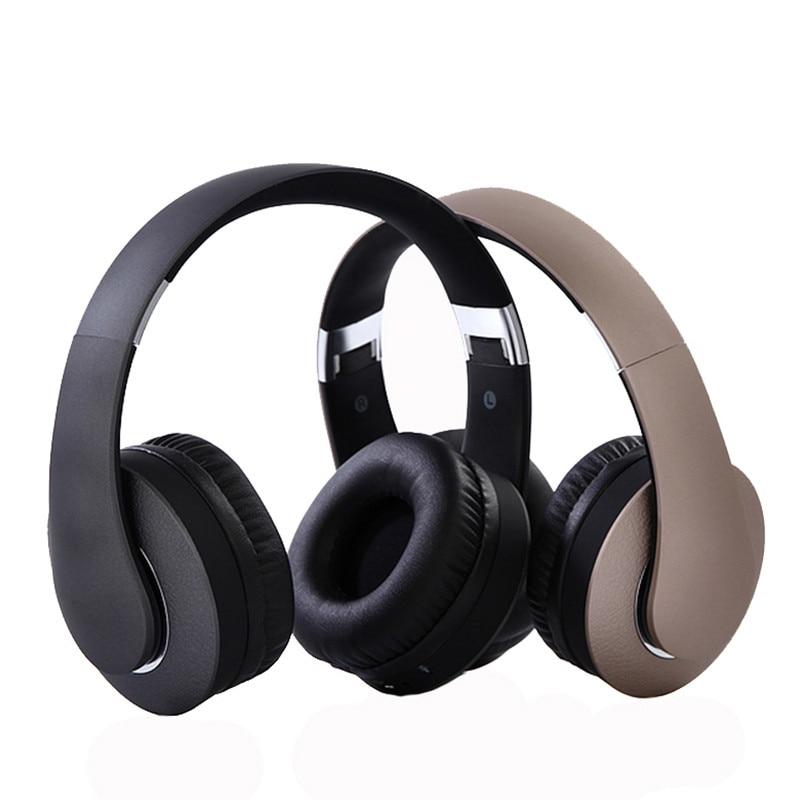 Wireless Bluetooth Headset Fone De Ouvido Bluetooth Earphones Sport Headphones Foldable Gaming Headset Hands Free Headphone 2017<br>