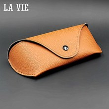 Durable PU Leather Professional Glasses Case Vintage Sunglasses Eyeglasses Storage Holder Retro Box Cases(China)