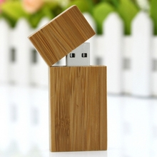 100% Real Capacity Cheap Wooden Gift Box Pen Drive 3.0 USB Flash Drive 128GB 32GB Pen Disk Flash Memory Stick Usb Creativo 64GB(China)
