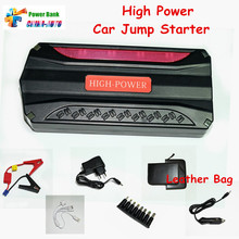 Mini Portable Car Jump Starter High power battery source pack charger vehicle engine booster emergency power bank