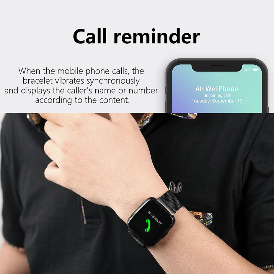 COLMI Full screen multi-touch Smart watch IP67 Waterproof Fitness Tracker Heart Rate Monitor Clock Smartwatch For Android IOS_09