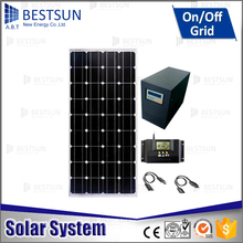 New style portable small emergency 300 w solar energy system  rechargeable battery OEM solar energy system