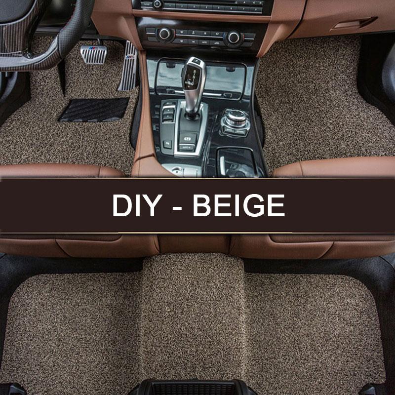 LUNDA DIY fit car floor mats for Citroen C5 C4 Air Cross Picasso C2 C4L C-elysee DS5 LS 3d car styling carpet floor liner<br><br>Aliexpress