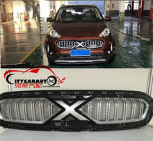 CITYCARAUTO TOP QUALITY FRONT RACING GRILL GRILLE CAR STYLING FRONT COVER GRILLS FIT FOR KX3 2015-2017 CAR WITH FREE SHIP