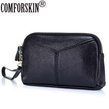 2017 Feminine Famous Brands Shell Style Casual Day Clutches Good Quality Split Leather Women Hand Bag Best Price  On Sale