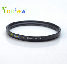 37 40.5 43 46 49 52 55 58 62 67 72 77mm lens UV Digital Filter Lens Protector for canon nikon DSLR SLR Camera sample package
