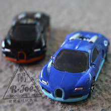 1:64 Alloy car model Sports car series Bugatti Super sports car Children like the gift Family Collection Decoration