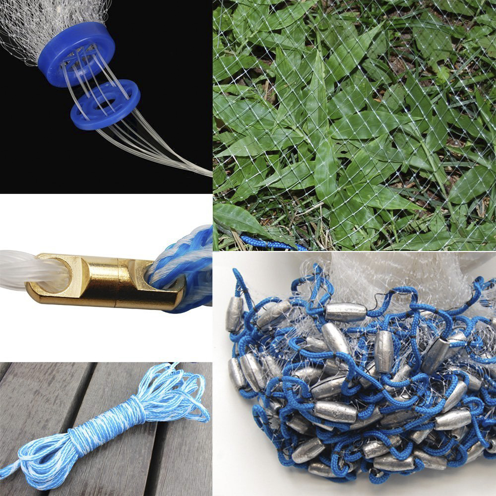 fishing cast net\'s all details