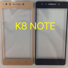 Front Full Cover Tempered Glass Screen Protector for Lenovo K8 Note , Super Clear Anti Explostion 2.5D 9H 0.3mm Glass Protectors(China)