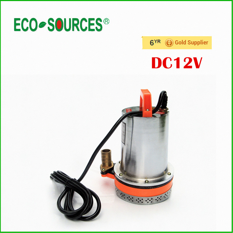 12 VOLT DC Solar Pump 12V DC pump Submersible Fountain pump for watering washing water pump<br><br>Aliexpress