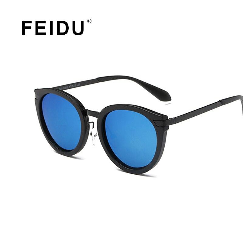 FEIDU 2016 Baby Kids Polarized Cat Eye Sunglasses Boy Girl Outdoor Coating Mirror Sun glasses Children High Quality Gafas Oculos<br><br>Aliexpress