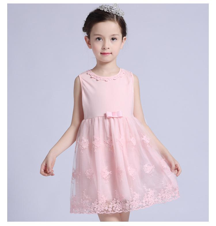 Korean children dress Europe wind original single childrens clothing girls dress children skirt dr<br><br>Aliexpress