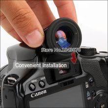 1.08x-1.58x zoom viewfinder eyepiece magnifier for Canon Nikon Pentax camera Free shipping
