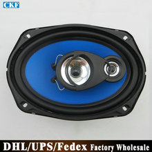 (Wholesale) 40PCS/20Pair LB-PP2692T 6X9 inch Coaxial Car Speakers Subwoofer Horn