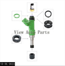 100 sets For Toyota Car  Fuel Injector Repair & Service Kits    Including Filter Viton O-Rings Seals Plastic parts  VD-RK-0023