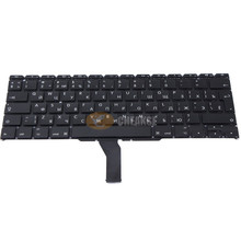 "Laptop Replacement Keyboard A1370 A1465 RU Keyboard For Apple 11"" MacBook Air A1370 A1465 2010-2015 MC968 MC969 RU Layout"