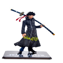 One Piece Trafalgar Law Pvc Action Figure 15CM Japan Anime Figures Set New In Box Japanese Animation Figurine One Piece Toy