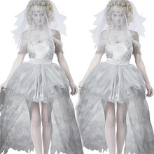 New Arrivals Ghost Bride Cosplay Costumes New Arrivals Women Game Uniforms Sexy Fancy Party Dresses Christmas Costume 40874