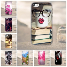 Phone Cases for iPhone 5 5S SE iPhone5 Case Back Cover for Coque iPhone 5 5S Cover TPU Soft Fundas Luxury Mobile Phone Cases(China)