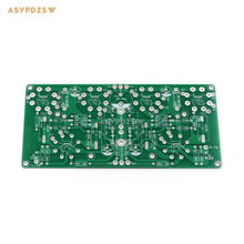 Ultra-linear push-pull type 6SL7+6V6 Tube power amplifier PCB (12W)