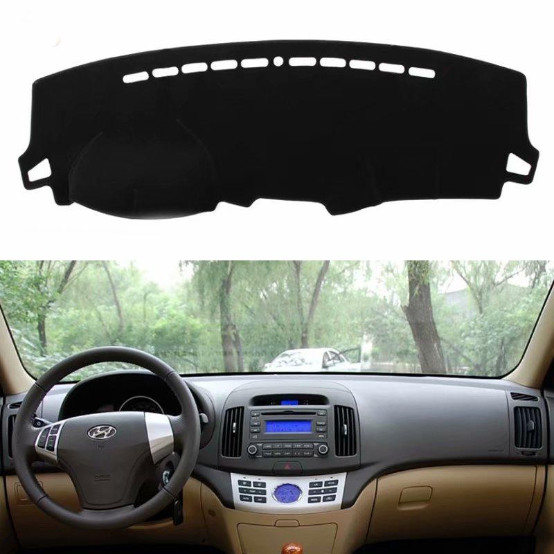 For Cadillac SRX 2010-2015 Leather Car Dashboard Cover Non-Slip Dash Mat Dashmat