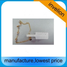 jewelry sticker rfid tags uhf 840-960mhz gen2 passive alien h3 rfid Jewelry tag paper label adhesive anti-theft